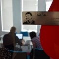 Intre Steve Jobs si Bill Gates: Cum arata noul sediu eMag  VIDEO si FOTO - Foto 29