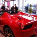 Ferrari 458 Spider - Foto 11 din 16