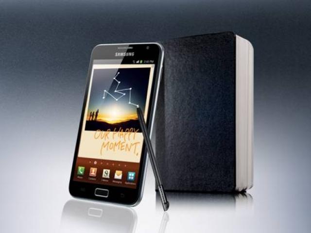 Samsung Galaxy Note, un smartphone pe steroizi. Vezi de ce - Foto 1 din 7