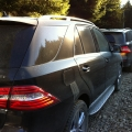 Noile generatii Mercedes-Benz ML si B - Foto 11 din 25