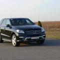Noile generatii Mercedes-Benz ML si B - Foto 1 din 25