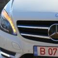 Noile generatii Mercedes-Benz ML si B - Foto 16 din 25