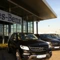 Noile generatii Mercedes-Benz ML si B - Foto 3 din 25