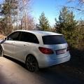 Noile generatii Mercedes-Benz ML si B - Foto 19 din 25