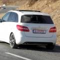 Noile generatii Mercedes-Benz ML si B - Foto 18 din 25