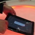 Tableta rezistenta la apa lansata de Fujitsu - Foto 3 din 13