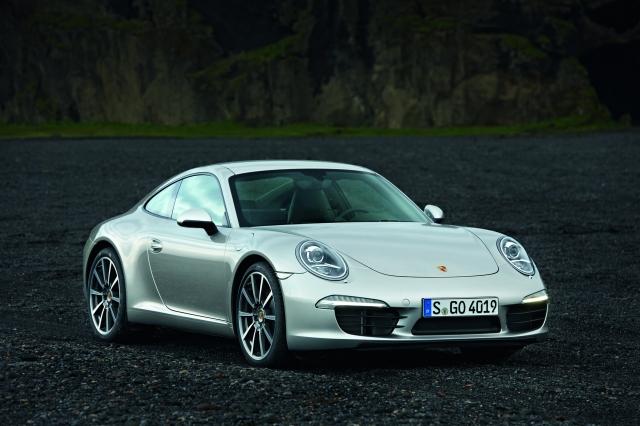 Noul Porsche 911 Carrera a fost lansat oficial in Romania - Foto 1 din 15
