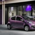 Peugeot 107 facelift - Foto 1 din 4