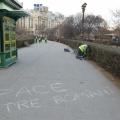 Pagube dupa proteste - Foto 15 din 21