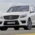 Mercedes-Benz ML 63 AMG - Foto 2 din 12