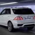 Mercedes-Benz ML 63 AMG - Foto 4 din 12