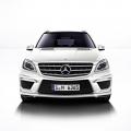 Mercedes-Benz ML 63 AMG - Foto 12 din 12