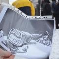 Protest ACTA - Foto 8 din 35