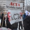 Protest ACTA - Foto 9 din 35