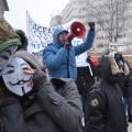 Protest ACTA - Foto 13 din 35