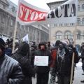 Protest ACTA - Foto 14 din 35