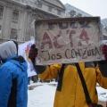 Protest ACTA - Foto 15 din 35