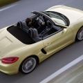 Noul Porsche Boxster - Foto 4 din 10