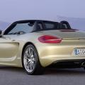 Noul Porsche Boxster - Foto 8 din 10