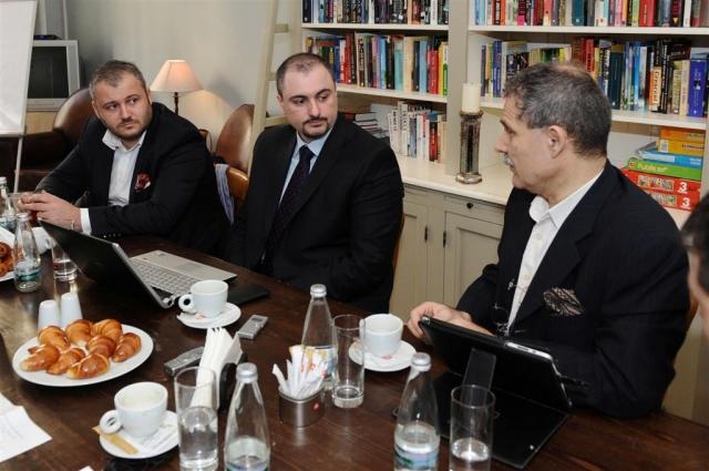 Intalnirile Wall-Street.ro: Este 2012 un an fierbinte pentru piata de locuinte? - Foto 3 din 10
