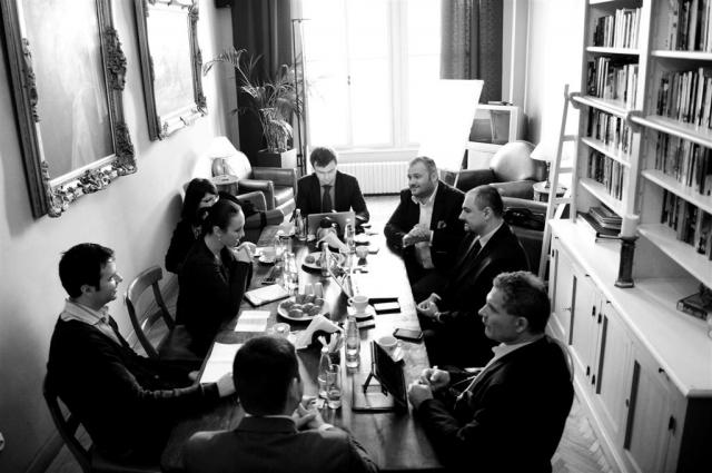 Intalnirile Wall-Street.ro: Este 2012 un an fierbinte pentru piata de locuinte? - Foto 9 din 10