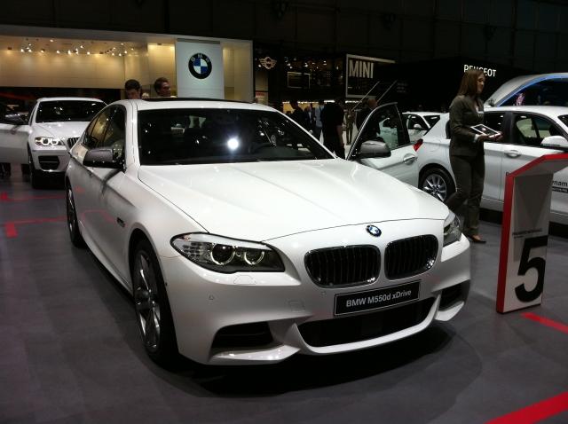 GENEVA LIVE: M-urile BMW, conceptele i3 si i8 mentin imaginea high class a marcii - Foto 1 din 25