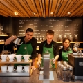Noua cafenea Starbucks - Foto 3 din 3