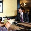 Pranz cu Robert Popescu - Il Calcio - Foto 4 din 10