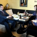 Pranz cu Robert Popescu - Il Calcio - Foto 8 din 10