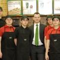 Cum arata primul restaurant Subway din Romania - Foto 4 din 4