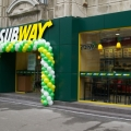 Inaugurarea primului restaurant Subway in Romania - Foto 4 din 7