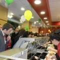 Inaugurarea primului restaurant Subway in Romania - Foto 6 din 7