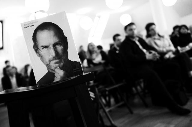 Geniul lui Steve Jobs, comentat la Bucuresti. Ce spun Pascariu, Geoana si Ghenea despre antreprenorul secolului - Foto 1 din 30