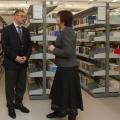 Deschiderea Bibliotecii Nationale a Romaniei - Foto 1 din 48