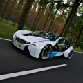 Concept BMW Vision EfficientDynamics - Foto 3 din 21
