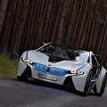 Concept BMW Vision EfficientDynamics - Foto 2 din 21
