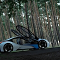 Concept BMW Vision EfficientDynamics - Foto 10 din 21