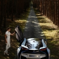 Concept BMW Vision EfficientDynamics - Foto 11 din 21