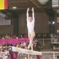 Echipa feminina de gimnastica a Romaniei la Campionatul European - Foto 5 din 7