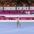 Echipa feminina de gimnastica a Romaniei la Campionatul European - Foto 6 din 7