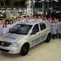 Dacia cu numarul 1 milion - Foto 1 din 3