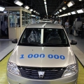 Dacia cu numarul 1 milion - Foto 3 din 3
