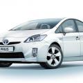 Noul Toyota Prius hibrid - Foto 2 din 8