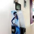 Un birou senzorial: Tone de cabluri in podea si un glob disco - Foto 4