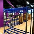 Un birou senzorial: Tone de cabluri in podea si un glob disco - Foto 23