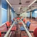 Un birou senzorial: Tone de cabluri in podea si un glob disco - Foto 31