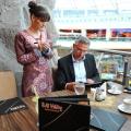 La pranz cu David Hay - Foto 5 din 11