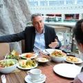 La pranz cu David Hay - Foto 11 din 11