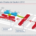 Satelitul de imbarcare S4 Aeroportul Paris CDG - Foto 1 din 22