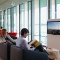 Aeroports de Paris si Air France au deschis cel mai modern boarding lounge - Foto 16